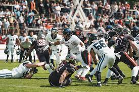 European League of Football [Official Site] American Football PRO League in  Europe