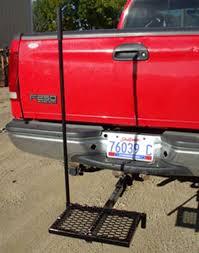 KOEHN Handy Step Reciever Hitch Tailgate Step Pickups Trucks Easy ...
