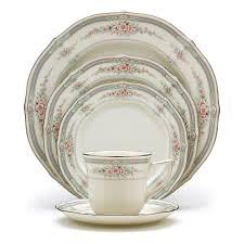 Mikasa China Patterns Discontinued Best Amazon Noritake Rothschild 48Piece Place Setting Dinnerware