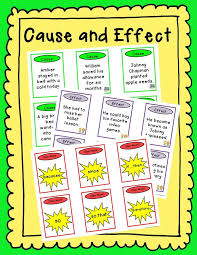 Cause And Effect Coloring Worksheets Worksheets for all | Download ...