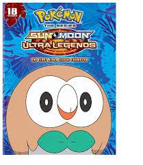Amazon.com: Pokemon the Series: Sun and Moon - Ultra Legends: The First  Alola League Champion Season 22 Set 3 (DVD) : Various, Various: Movies & TV