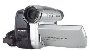 sony handycam. sony handycam