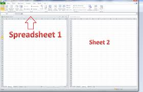 excel spread sheet how do i view two excel spreadsheets at a time libroediting