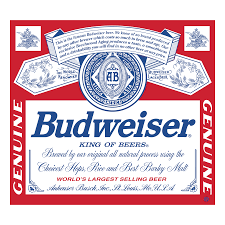 Budweiser 01 Logo PNG Transparent & SVG Vector - Freebie Supply