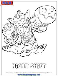 Small Picture 40 best Skylanders Coloring Pages images on Pinterest