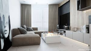 An Approachable Take On Luxury Apartment Design - Luxury apartments interior