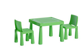 Plastic Table Chair Set Kids Plastic Chairs