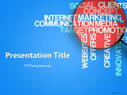 10 Best Powerpoint Templates For Online Marketing Presentations