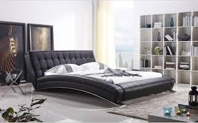 black modern bedroom sets. Modern Bedroom Furniture King Bed With Long Sheet Stainless Steel Leg -in Beds From On Aliexpress.com | Alibaba Group Black Sets