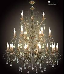 candle decorative modern pendant lamp. ac100240v 105107cm 21pcs e14 candle wrought iron chandelier light crystal fixtures pendant lamps lustre decorative modern lamp