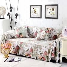 Floral Pattern Sofa Custom Inspiration