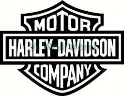 harley davidson wall sticker vinyl decal the wall works