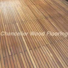 boat flooring ideas teak decking yacht pontoon wood vinyl flo
