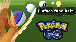 Einfach fabelhafte Würfe mit der Fanghilfe | Pokémon GO Deutsch #1246 -  YouTube
