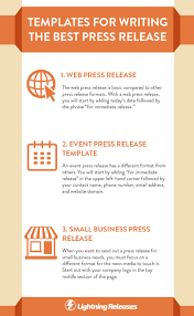 best press release template templates for writing the best press release press release tips
