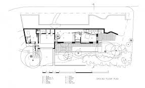 Apartment Good Bathroom And Bedroom Design In Floor Plan At Tree
