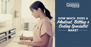 how much does a medical billing and coding specialist make duties of medical biller