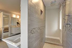 Walk In Bathrooms Interior