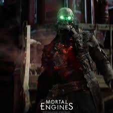 Mortal Engines - Shrike