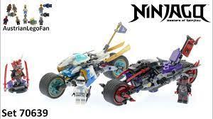 Lego Ninjago 70641 Ninja Nightcrawler - Lego Speed Build Review - YouTube