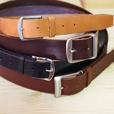 english bridle leather belts