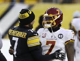 Dwayne Haskins' role with the Steelers ...