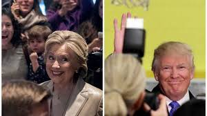 with republican presidential nominee donald trump and democratic nominee hillary clinton possessing high unfavorability ratings many americans are ready