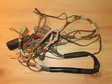 honda cb 125 superdream in wires electrical cabling 1980 honda cb125s cb125 cb 125 s 125s wiring harness core