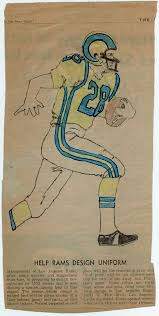 Yet Another Rams Uni Contest from a long time ago Uni Watch