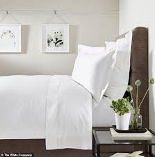 nice sheets can be expensive and some luxury brands such as the white company