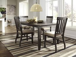 Ashley Kitchen Furniture Signature Design By Ashley Dresbar 5 Piece Rectangular Dining