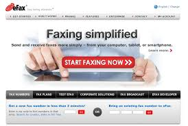 electronic fax free best electronic fax services for small businesses