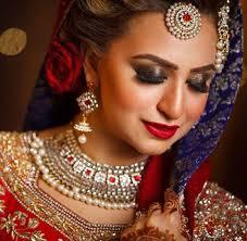 best stani bridal makeup in dubai nadia