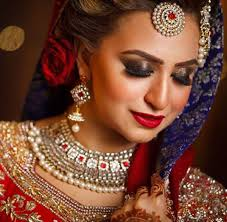 best stani bridal makeup in dubai nadia