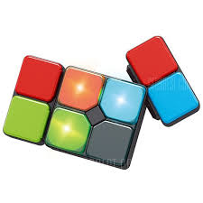 diy magic cube infinity rotating toy gift