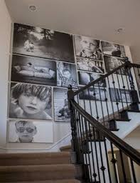 30 Wonderful Stairway Gallery Wall Ideas