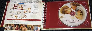 the notebook limited edition gift set blu ray dvd talk review guys should prepare to emasculate their blu ray collection just a hair or two if they plan on purchasing the notebook limited edition gift set
