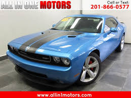 pre owned dodge challenger under 500 down
