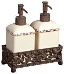 decorative bathroom soap dispensers. modren dispensers gg collection double soap dispenser traditionalsoapandlotiondispensers for decorative bathroom dispensers a