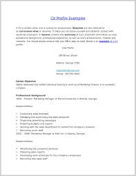 Tips For What Do You Include In A Resume Profile 340442 Resume Ideas