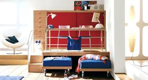 twin bed low