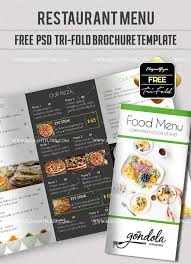 72 Free Premium Restaurant Templates Suitable For