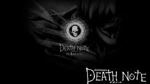 Death Note Widescreen Desktop Resolution Wallpaper Anime