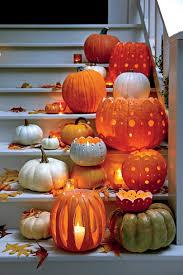 Halloween Pumpkin Patterns Interesting Ideas