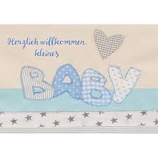 Glückwunschkarte Zur Geburt Herzlich Willkommen Kleines Baby 6 Stck