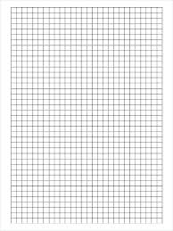 Graph Paper 1 4 Graph Paper The Coordinate Plane Graph Paper Poster