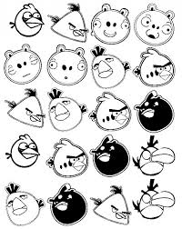 Small Picture Top 40 Free Printable Angry Birds Coloring Pages Online Free