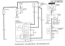 ford taurus ignition wiring diagram 2005 ranger bronco ii electrical Chevy Ignition Switch Wiring Diagram at Ignition Wiring Diagram For Sable