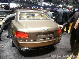 new car launches october 2014 indiaBentley to launch 2014 Flying Spur in India on October 1