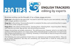 The Art Of Successful Resume Writing English Editing Blog